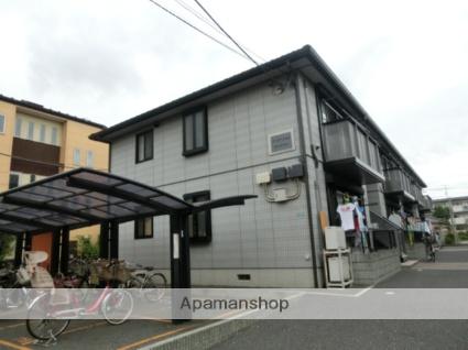 東京都江戸川区、船堀駅徒歩13分の築15年 2階建の賃貸アパート