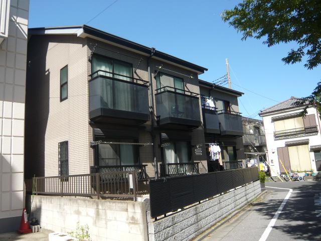 東京都江戸川区、瑞江駅徒歩23分の築16年 2階建の賃貸アパート
