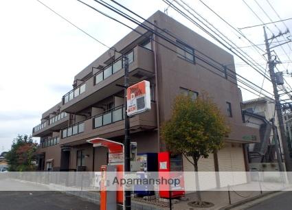 神奈川県川崎市高津区、二子新地駅徒歩10分の築18年 3階建の賃貸マンション
