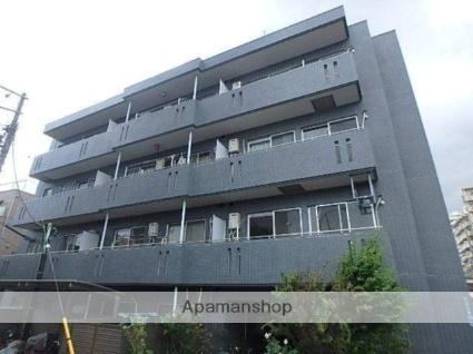 神奈川県川崎市高津区、二子新地駅徒歩5分の築28年 4階建の賃貸マンション