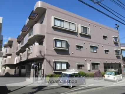神奈川県川崎市高津区、二子新地駅徒歩6分の築22年 3階建の賃貸マンション