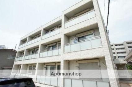 神奈川県川崎市高津区、二子新地駅徒歩8分の築3年 3階建の賃貸マンション