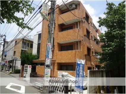 東京都世田谷区、用賀駅徒歩19分の築33年 4階建の賃貸マンション