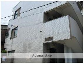 神奈川県川崎市高津区、二子新地駅徒歩14分の築24年 3階建の賃貸マンション