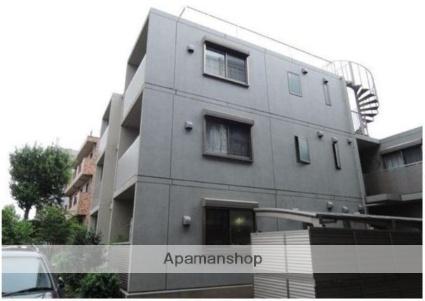 東京都世田谷区、等々力駅徒歩18分の築7年 3階建の賃貸マンション
