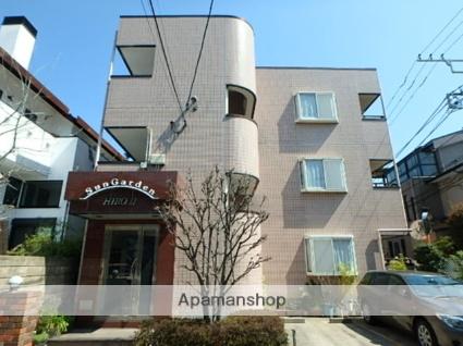 神奈川県川崎市高津区、二子玉川駅徒歩10分の築20年 3階建の賃貸マンション