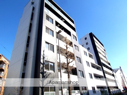 東京都世田谷区、用賀駅徒歩6分の築6年 7階建の賃貸マンション