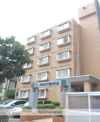 神奈川県川崎市高津区、二子新地駅徒歩11分の築22年 5階建の賃貸マンション