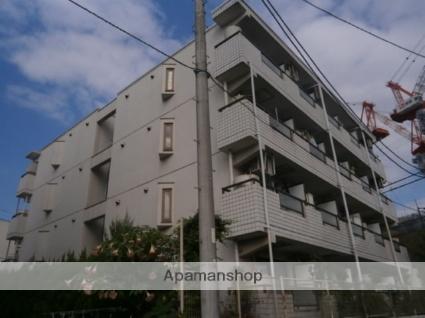東京都世田谷区、二子玉川駅徒歩5分の築32年 4階建の賃貸マンション