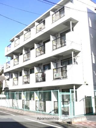 神奈川県川崎市高津区、武蔵新城駅徒歩15分の築29年 4階建の賃貸マンション