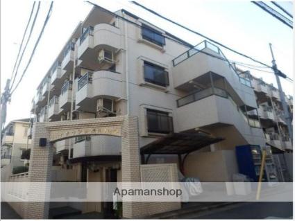 神奈川県川崎市高津区、二子新地駅徒歩10分の築27年 4階建の賃貸マンション