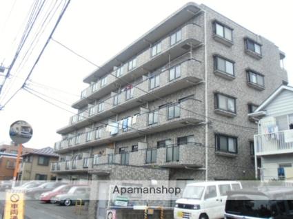東京都世田谷区、二子玉川駅徒歩20分の築24年 5階建の賃貸マンション
