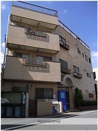 神奈川県川崎市高津区、二子新地駅徒歩3分の築28年 4階建の賃貸マンション