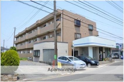 神奈川県川崎市高津区、二子新地駅徒歩12分の築29年 3階建の賃貸マンション