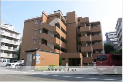 東京都世田谷区、用賀駅徒歩5分の築29年 6階建の賃貸マンション