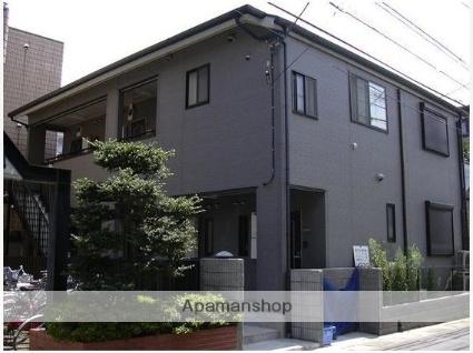 神奈川県川崎市高津区、二子新地駅徒歩7分の築15年 2階建の賃貸アパート
