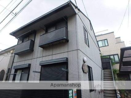 神奈川県川崎市高津区、二子玉川駅徒歩13分の築19年 2階建の賃貸アパート