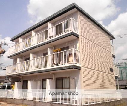 神奈川県川崎市高津区、二子新地駅徒歩15分の築25年 3階建の賃貸マンション