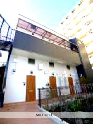 神奈川県川崎市高津区、二子新地駅徒歩7分の築1年 2階建の賃貸アパート