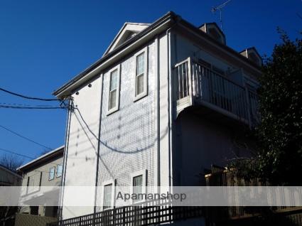 東京都世田谷区、等々力駅徒歩14分の築27年 2階建の賃貸アパート