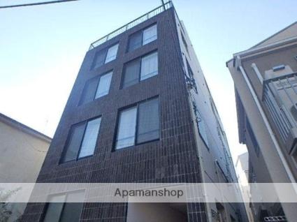 神奈川県川崎市高津区、二子新地駅徒歩5分の築1年 5階建の賃貸マンション