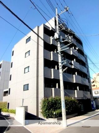 神奈川県川崎市高津区、二子新地駅徒歩10分の築7年 6階建の賃貸マンション