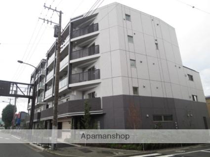 東京都世田谷区、等々力駅徒歩12分の新築 5階建の賃貸マンション