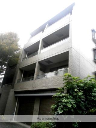 神奈川県川崎市高津区、二子新地駅徒歩6分の築21年 4階建の賃貸マンション