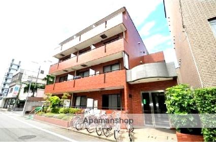 東京都世田谷区、桜新町駅徒歩23分の築21年 4階建の賃貸マンション