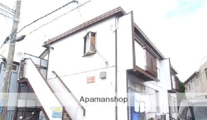 神奈川県川崎市高津区、武蔵新城駅徒歩22分の築30年 2階建の賃貸アパート