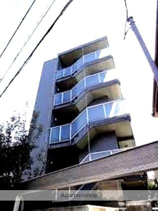 東京都世田谷区、用賀駅徒歩20分の築26年 5階建の賃貸マンション