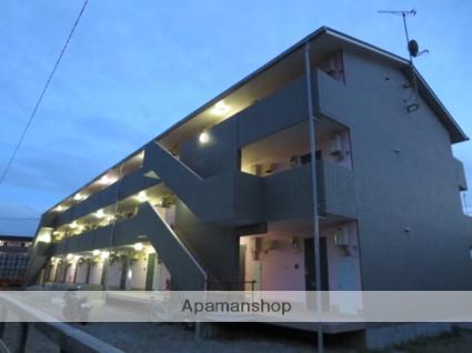 東京都世田谷区、用賀駅徒歩23分の築23年 3階建の賃貸アパート