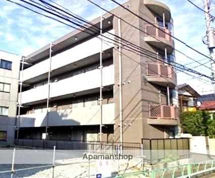 東京都世田谷区、用賀駅徒歩12分の築27年 4階建の賃貸マンション