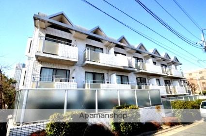 東京都世田谷区、等々力駅徒歩21分の築31年 3階建の賃貸マンション