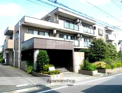 東京都世田谷区、尾山台駅徒歩16分の築22年 3階建の賃貸マンション