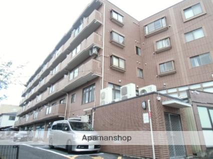 東京都世田谷区、二子玉川駅徒歩20分の築27年 5階建の賃貸マンション