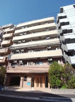 東京都文京区、後楽園駅徒歩8分の築13年 8階建の賃貸マンション