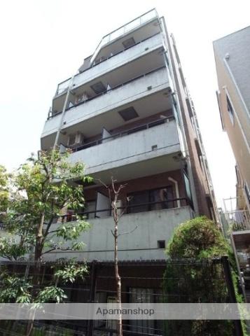 東京都文京区、飯田橋駅徒歩12分の築18年 7階建の賃貸マンション