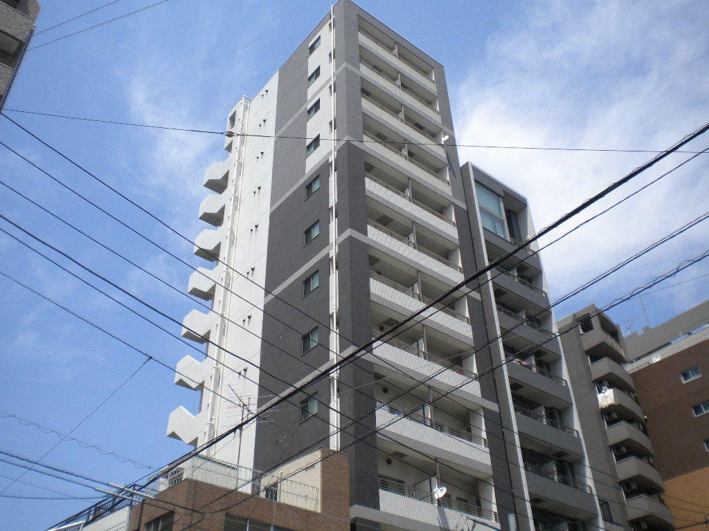 東京都文京区、巣鴨駅徒歩9分の築9年 13階建の賃貸マンション