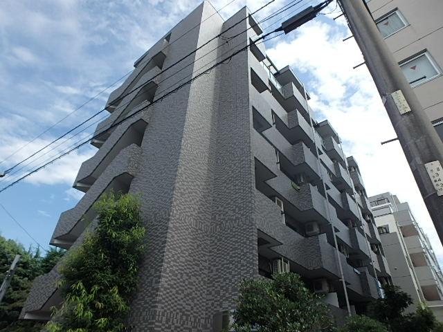 東京都文京区、茗荷谷駅徒歩12分の築19年 7階建の賃貸マンション