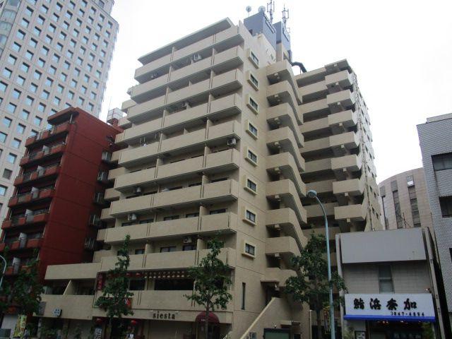 東京都文京区、新大塚駅徒歩13分の築32年 11階建の賃貸マンション