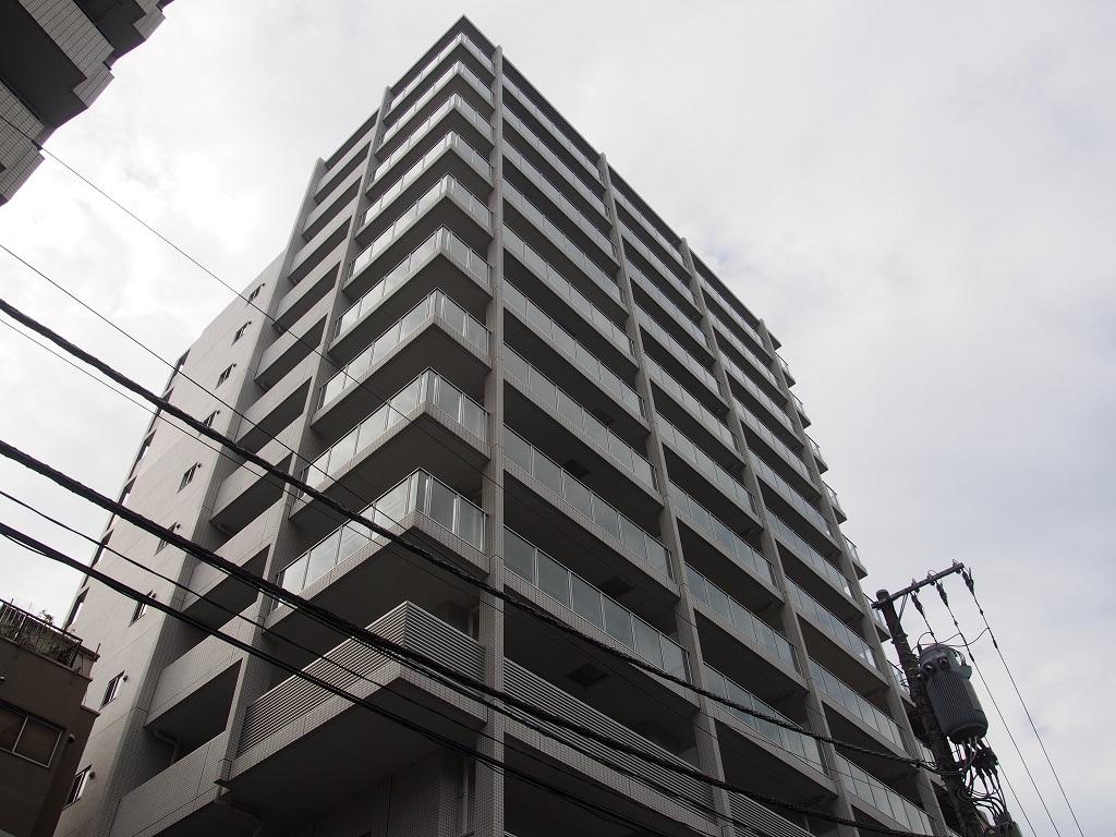 東京都文京区、早稲田駅徒歩13分の築6年 13階建の賃貸マンション