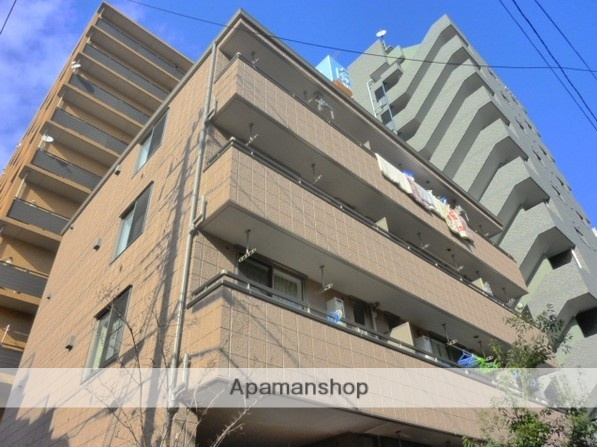 東京都文京区、茗荷谷駅徒歩15分の築7年 4階建の賃貸マンション