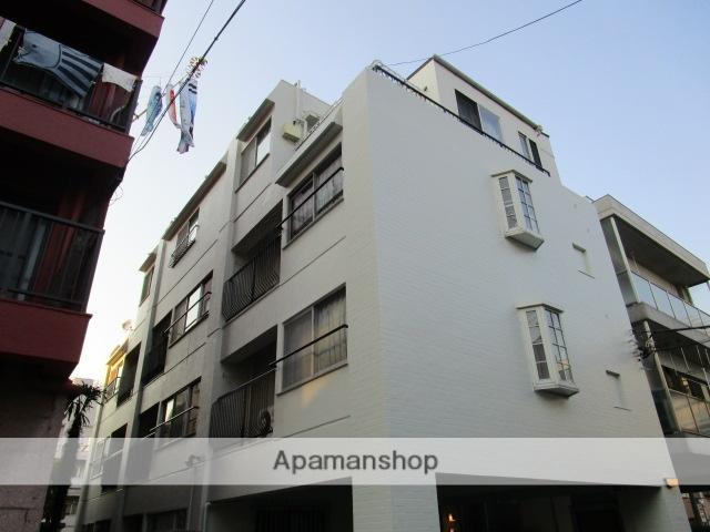 東京都文京区、茗荷谷駅徒歩5分の築43年 4階建の賃貸マンション