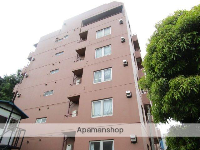 東京都文京区、後楽園駅徒歩10分の築37年 7階建の賃貸マンション