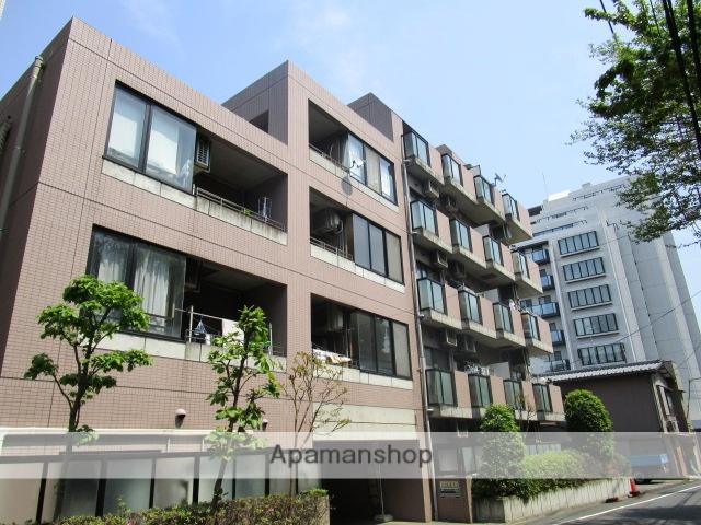 東京都文京区、新大塚駅徒歩12分の築17年 5階建の賃貸マンション