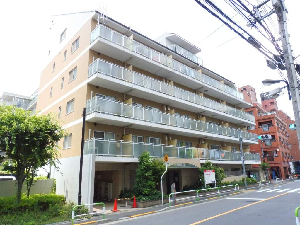 東京都文京区、飯田橋駅徒歩10分の築10年 7階建の賃貸マンション