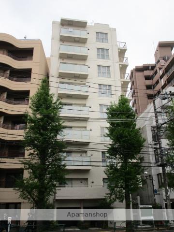 東京都文京区、護国寺駅徒歩6分の築1年 10階建の賃貸マンション