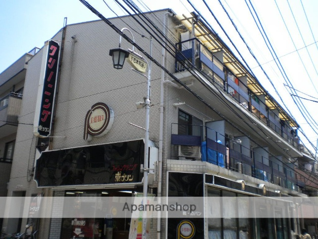 東京都文京区、巣鴨駅徒歩9分の築31年 3階建の賃貸マンション