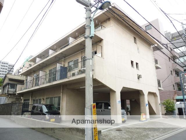 東京都文京区、飯田橋駅徒歩7分の築45年 3階建の賃貸マンション